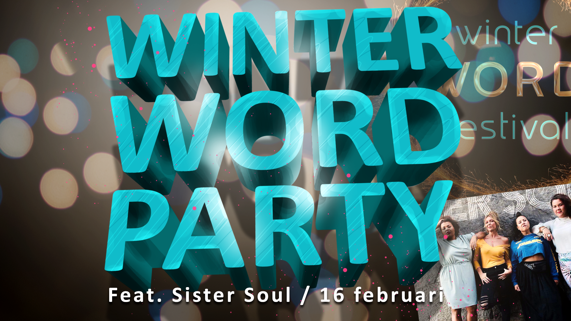 Winter Word Party